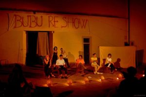 Bubu Re Show in scena