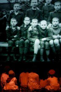 Janusz, il re dei bambini in scena