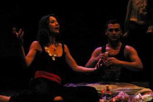 Le danze di Billy e Dijana in scena