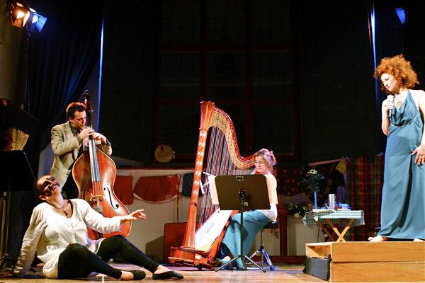 NaParteNoPea in scena