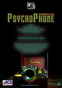 locandina di Psychophone